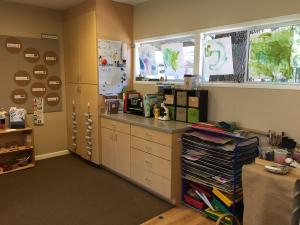 classroom decor creation station