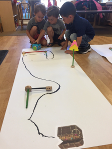 Coding with Botley - Obstacles