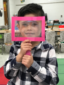teaching shapes with shape seekers