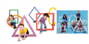 Play with a Purpose Foam Geometric Shapes