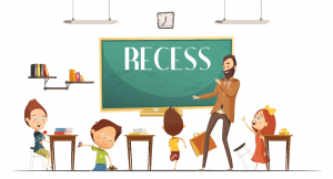 Recess Graphic